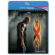 Xxx - 15th Anniversary Edition (UK-import) (BLU-RAY)