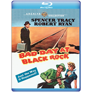 Produktbilde for Bad Day At Black Rock (BLU-RAY)
