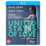 United States Of Love (UK-import) (BLU-RAY)