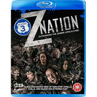 Z Nation - Sesong 3 (UK-import) (BLU-RAY)