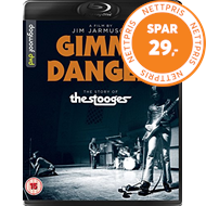 Produktbilde for The Stooges - Gimme Danger: The Story Of The Stooges (UK-import) (BLU-RAY)