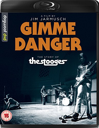 The Stooges - Gimme Danger: The Story Of The Stooges (UK-import) (BLU-RAY)