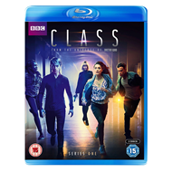 Class - Sesong 1 (UK-import) (BLU-RAY)