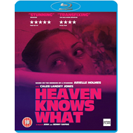 Heaven Knows What (UK-import) (BLU-RAY)