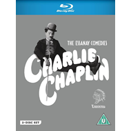 Charlie Chaplin: The Essanay Comedies (UK-import) (BLU-RAY)
