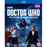 Doctor Who: The Return Of Doctor Mysterio - 2016 Christmas Special (UK-import) (BLU-RAY)