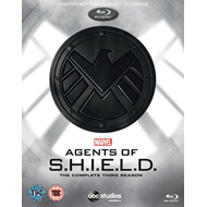 Agents Of S.H.I.E.L.D. - Sesong 3 (UK-import) (BLU-RAY)