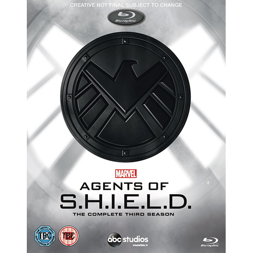 Marvel's Agents Of S.H.I.E.L.D. - Sesong 3 (UK-import) (BLU-RAY)