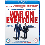 War On Everyone (UK-import) (BLU-RAY)