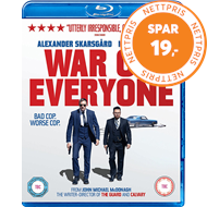 Produktbilde for War On Everyone (UK-import) (BLU-RAY)