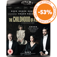 Produktbilde for The Childhood Of A Leader (UK-import) (BLU-RAY)