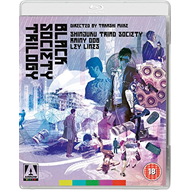 The Black Society Trilogy (UK-import) (BLU-RAY)