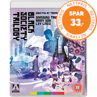 Produktbilde for The Black Society Trilogy (UK-import) (BLU-RAY)