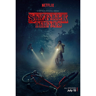 Stranger Things - Sesong 1 (BLU-RAY)