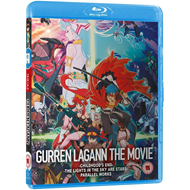 Gurren Lagann Movie Collection (UK-import) (BLU-RAY)