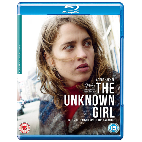 The Unknown Girl (UK-import) (BLU-RAY)