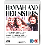 Produktbilde for Hannah And Her Sisters (UK-import) (BLU-RAY)