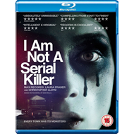 I Am Not A Serial Killer (UK-import) (BLU-RAY)
