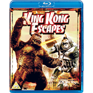 King Kong Escapes (UK-import) (BLU-RAY)