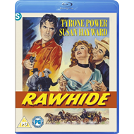 Rawhide (UK-import) (BLU-RAY)