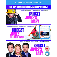 Produktbilde for Bridget Jones 1-3 (UK-import) (BLU-RAY)