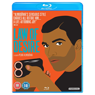 Law Of Desire (UK-import) (BLU-RAY)