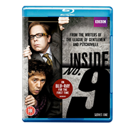 Inside No. 9 - Sesong 1 (UK-import) (BLU-RAY)