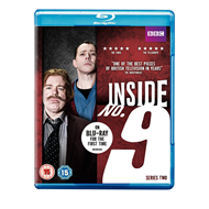 Inside No. 9 - Sesong 2 (UK-import) (BLU-RAY)