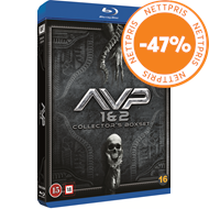 Produktbilde for Alien Vs Predator 1-2 (BLU-RAY)