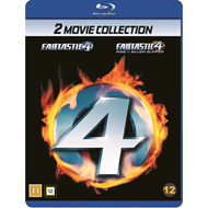 Fantastic Four 1-2 (BLU-RAY)