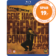Produktbilde for French Connection 1-2 (BLU-RAY)