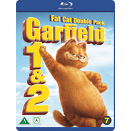 Garfield 1-2 (BLU-RAY)