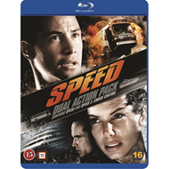 Speed 1-2 (BLU-RAY)