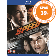 Produktbilde for Speed 1-2 (BLU-RAY)