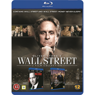 Produktbilde for Wall Street 1-2 (BLU-RAY)
