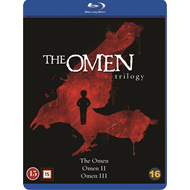 Produktbilde for Omen 1-3 (BLU-RAY)