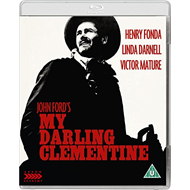 My Darling Clementine (UK-import) (BLU-RAY)