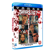 Thursday (UK-import) (BLU-RAY)