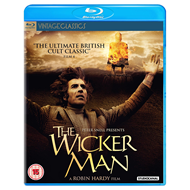 The Wicker Man (UK-import) (BLU-RAY)