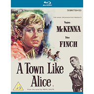 A Town Like Alice (UK-import) (BLU-RAY)