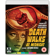Produktbilde for Death Walks At Midnight (UK-import) (BLU-RAY)