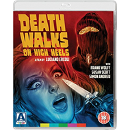 Death Walks On High Heels (UK-import) (BLU-RAY)