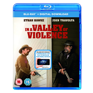 Produktbilde for In A Valley Of Violence (UK-import) (BLU-RAY)