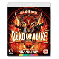 Dead Or Alive Trilogy (UK-import) (BLU-RAY)
