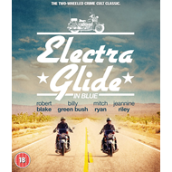 Electra Glide In Blue (UK-import) (BLU-RAY)