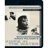Knife In The Water (UK-import) (BLU-RAY)