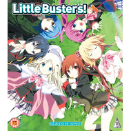 Produktbilde for Little Busters - Sesong 1 (UK-import) (BLU-RAY)