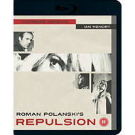 Repulsion (UK-import) (BLU-RAY)