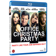 Office Christmas Party (BLU-RAY)
