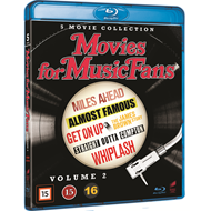 Movies For Music Fans Volume 2 (BLU-RAY)